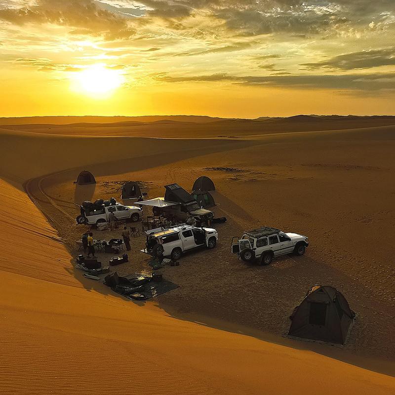 Trends7R   Offroad Reisen   Wüste